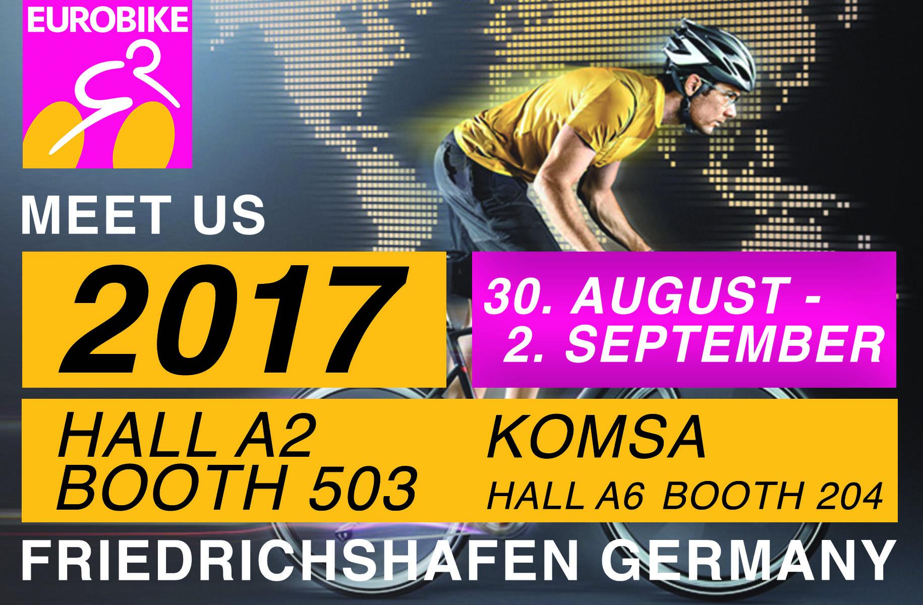 Eurobike Teaser 2017