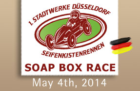 Soap Box Race Düsseldorf