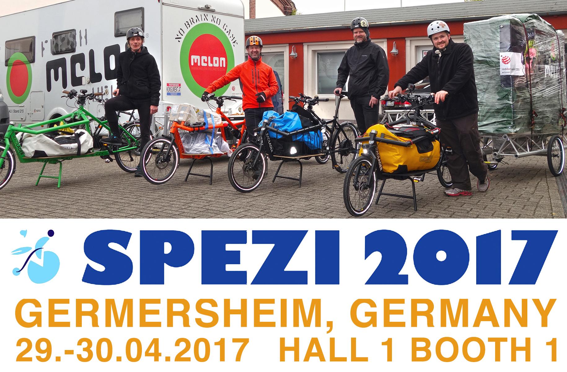 Spezi Messe 2017