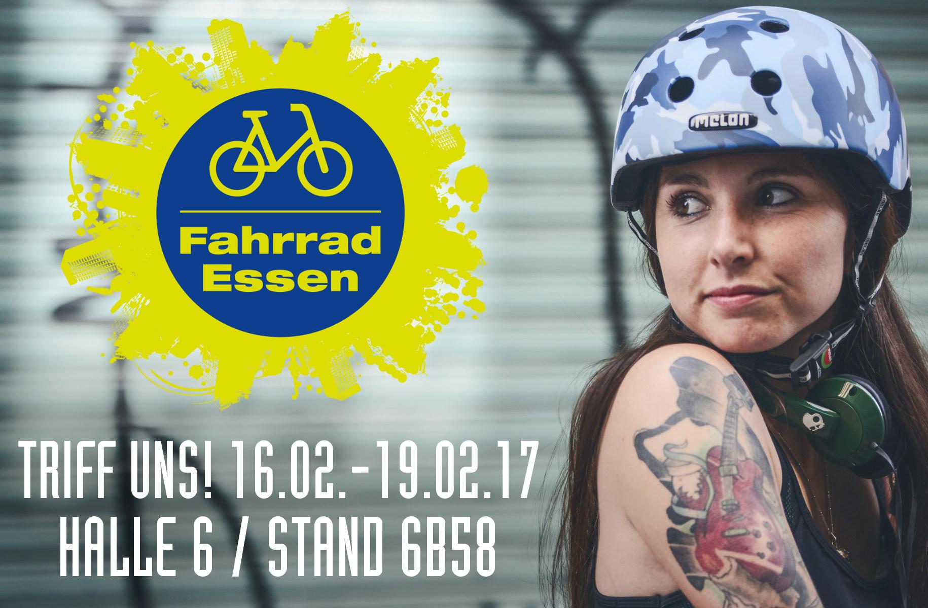 Fahrrad Essen 2017 Meet Melon