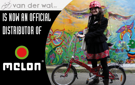 Van Der Wal is now an official Distributor of Melon Helmets