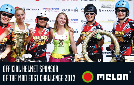 Official sponsor of the MAD EAST CHALLENGE 2013