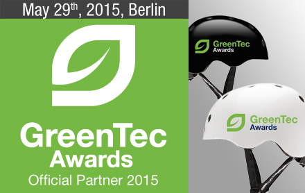 GreenTec Award 2015