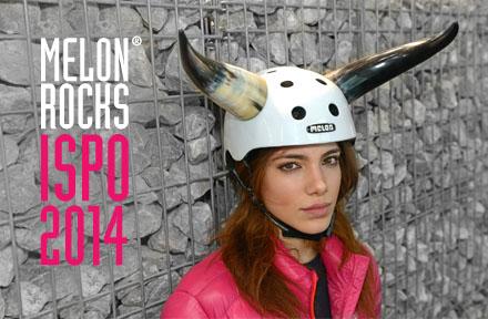 AMINA DAGI & MELON ROCK ISPO2014